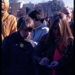 Student Protest in Washington D.C., 1969